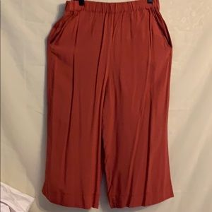 Gap Ladies wide leg pants